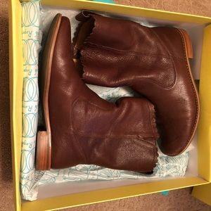 Jack roger short boots